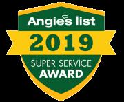 AngiesList super service logo